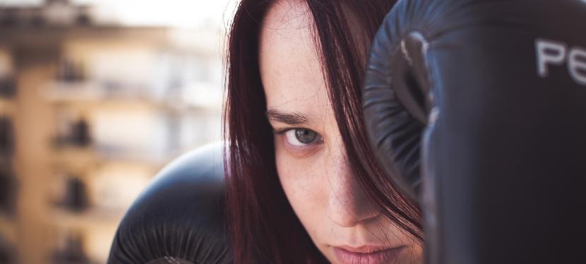 Apodérate de tu rabia y gestiónala de una formasana
